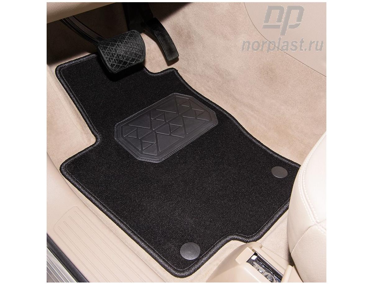 Floor mats volvo xc70 - Textile Carpet Mats For Volvo Xc70 2007 B Set