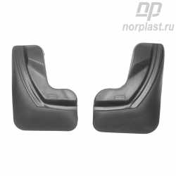 Mudflaps for Faw Oley (2014) SD (rear) pair