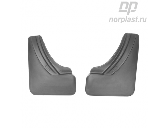 Mudflaps for Changan CS35 (2012) (rear) pair