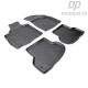 Car floor mats for Audi A3 (2007-2012) (8P1) (3 door) set