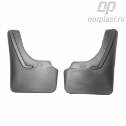 Mudflaps for Chevrolet Tahoe (2014) (rear) pair
