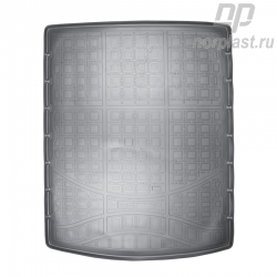Trunk liners for Audi Allroad (2011) pce