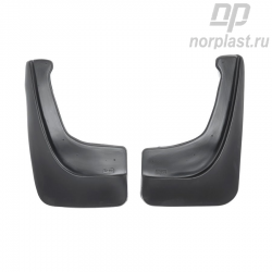 Mudflaps for Ford Focus II (2004-2008) HB (rear) pair