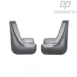 Mudflaps for Geely Emgrand EC7 (2011) (rear) pair