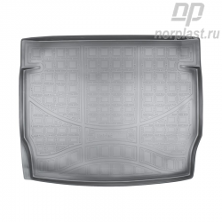 Trunk liners for BMW 1 (2011) (F20/F21) (HB) pce