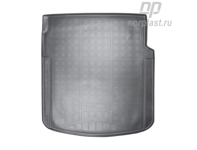 Trunk liners for Audi A7 (2010) (4G:C7) (HB) pce