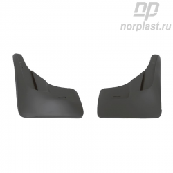 Mudflaps for Chevrolet Cruze (2009) (front) pair