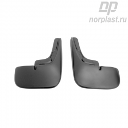 Mudflaps for Citroen Jumper (2006) (without arch expander) (rear) pair