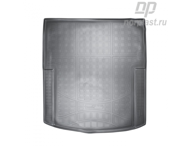 Trunk liners for Audi A6 (2011) (4G:C7) (SD) pce