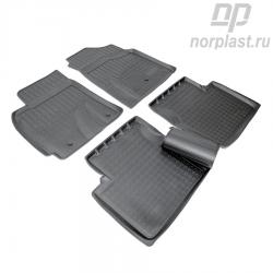 Car floor mats for Vortex Tingo (2010) set