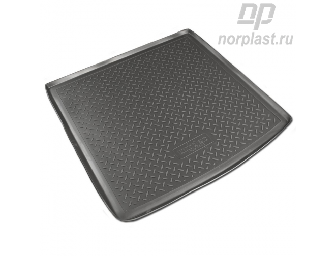 Trunk liners for Audi A4 (2007) (B8:8K) (Avant) pce