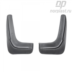 Mudflaps for Ford Focus III (2013) (SD,HB,WAG) (front) pair
