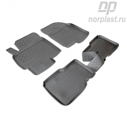Car floor mats for Chery CrossEastar set