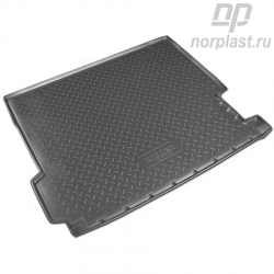 Trunk liners for BMW X3 (2010) (F25) pce