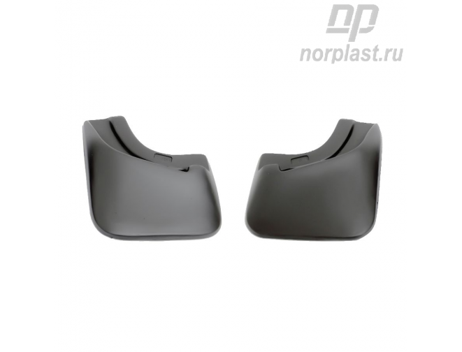 Mudflaps for Chevrolet Cruze (2009) (rear) pair