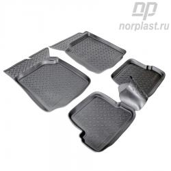 Car floor mats for Vortex Corda (2010) set
