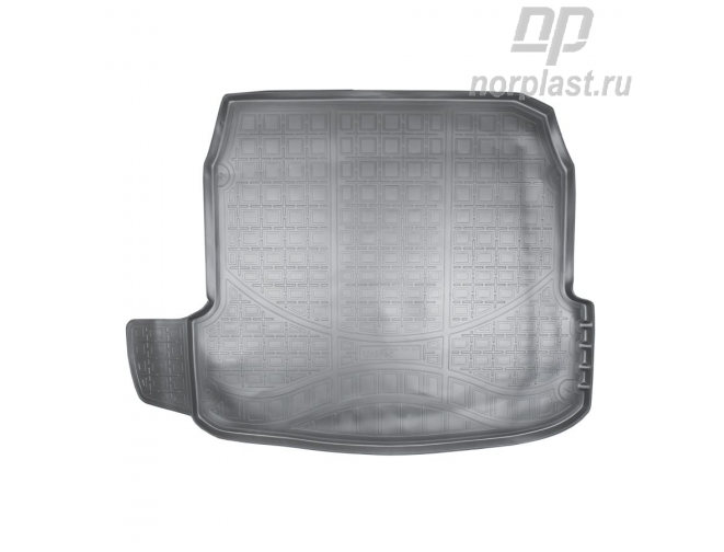 Trunk liners for Audi A8 (2010) (D4:4H) (SD) pce