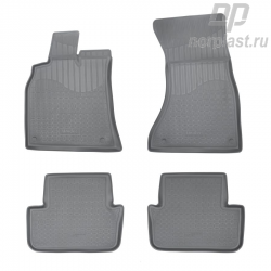 Car floor mats for Audi A5 (2009) (B8:8T) set