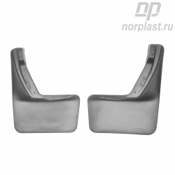 Mudflaps for Chevrolet Tahoe (2014) (with automatic running board) (front) pair
