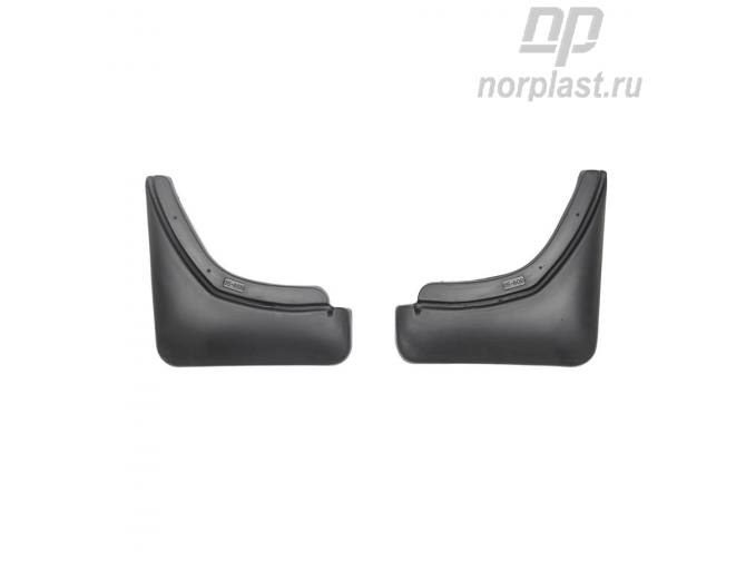 Mudflaps for Audi Q3 (rear) pair