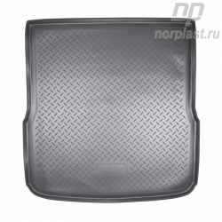 Trunk liners for Audi Allroad (2008-2011) pce