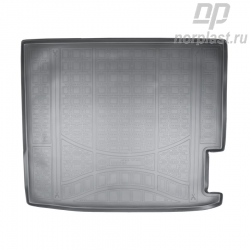 Trunk liners for BMW X4 (2014) pce