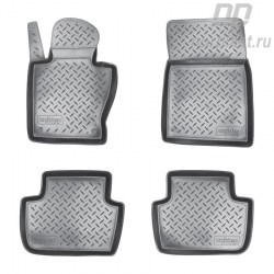Car floor mats for BMW X3 (2006-2010) (E83) set