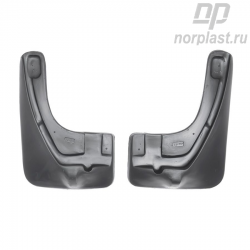 Mudflaps for Ford Focus II (2008-2013) (SD,HB) (front) pair
