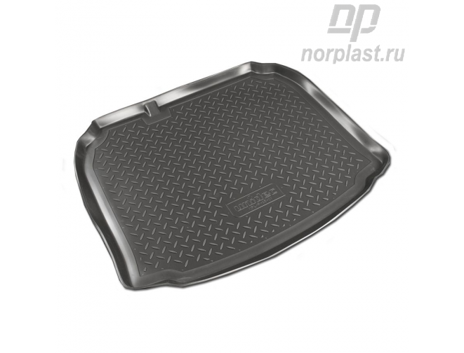 Trunk liners for Audi A3 (2007-2012) (8P1) (HB) (3 door) pce