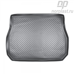 Trunk liners for BMW X5 (2000-2007) (E53) pce