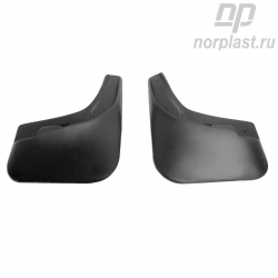 Mudflaps for Volkswagen Touareg (2010) (front) pair