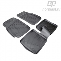 Car floor mats for Chery Fora set
