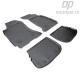 Car floor mats for Audi A4 (1995-2001) (B5:8D) set