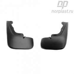 Mudflaps for Citroen Jumper (2006) (with arch expander) (front) pair