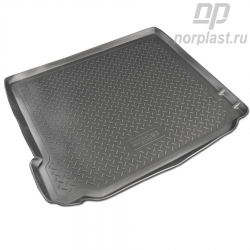 Trunk liners for BMW X5 (2007) (E70) pce