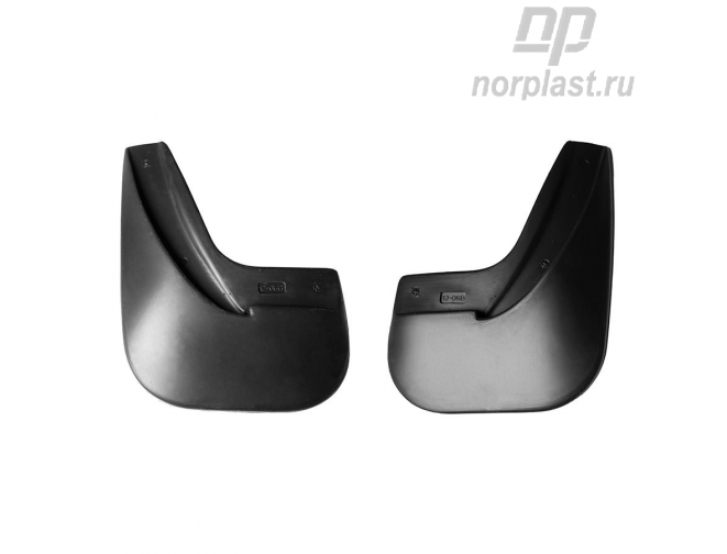 Mudflaps for Chevrolet Captiva (2013) (rear) pair