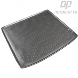 Trunk liners for BMW X6 (2008) (E71) pce