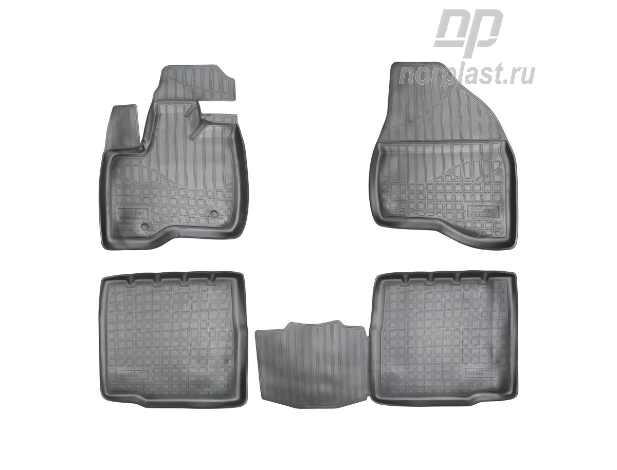 Car floor mats for ford explorer 2010 u502 5 seats