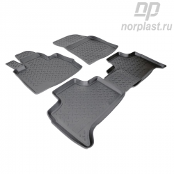 Car floor mats for BMW X5 (1999-2007) (E53) set