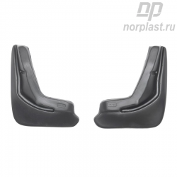 Mudflaps for Ford Focus III (2013) SD (rear) pair